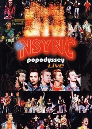 Rent NSYNC: Popodyssey Online DVD Rental