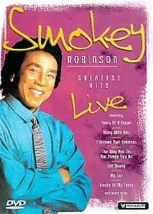 Rent Smokey Robinson: Greatest Hits: Live Online DVD Rental