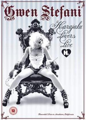 Rent Gwen Stefani: Harajuku Lovers Live Online DVD Rental