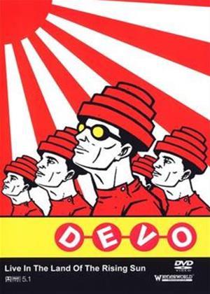 Rent Devo: Live in Japan Online DVD Rental