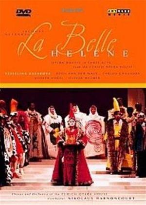 Rent Offenbach: La Belle Helene: Theatre Musical De Paris Online DVD Rental