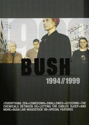 Rent Bush: 1994-1999 Online DVD Rental