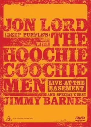 Rent Jon Lord and the Hoochie Coochie Men: Live at the Basement Online DVD Rental