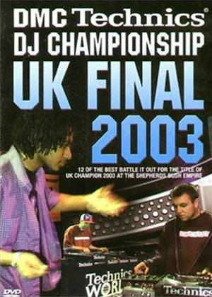 Rent Technics UK DJ Championships 2003 Online DVD Rental