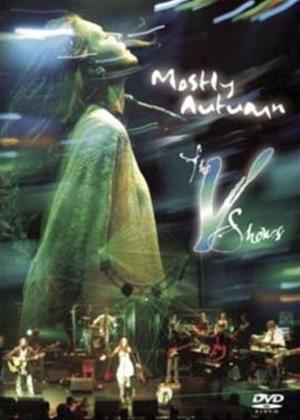 Rent Mostly Autumn: The V Show Online DVD Rental