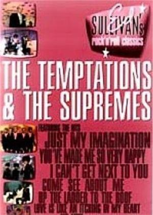 Rent Ed Sullivan: The Temptations and The Supremes Online DVD Rental
