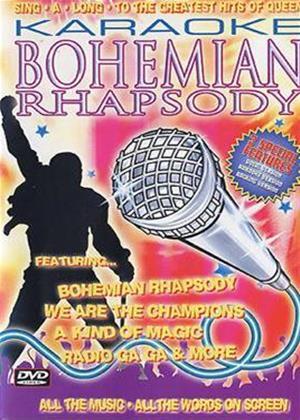 Rent Karaoke: Bohemian Rhapsody Online DVD Rental