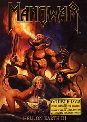 Rent Manowar: Hell on Earth: Part 3 Online DVD Rental