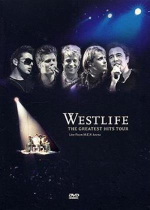 Rent Westlife: Greatest Hits Tour Online DVD Rental