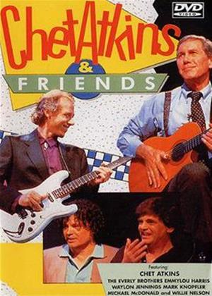 Rent Chet Atkins and Friends Online DVD Rental