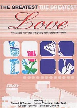 Rent The Greatest Love Online DVD Rental