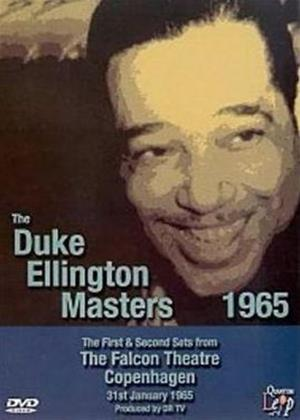 Rent The Duke Ellington Masters 1965: The First and Second Sets Online DVD Rental