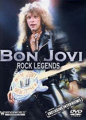 Rent Bon Jovi: Rock 'n' Roll Legends Online DVD Rental