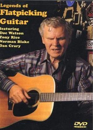 Rent Legends of Flatpicking Guitar Online DVD Rental