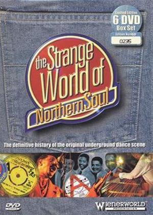 Rent Strange World of Northern Soul Online DVD Rental