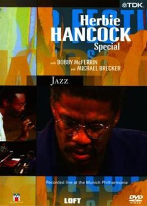 Rent Herbie Hancock: A Special with Bobby McFerrin and Michael Brecker Online DVD Rental