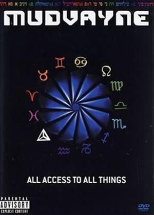Rent Mudvayne: All Access to All Things Online DVD Rental