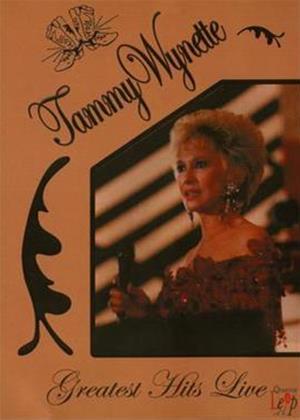 Rent Tammy Wynette: Greatest Hits Live Online DVD Rental