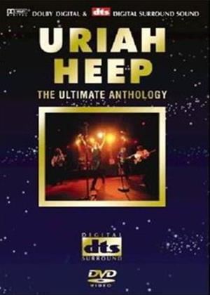 Rent Uriah Heep: The Ultimate Anthology Online DVD Rental