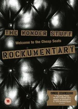 Rent The Wonder Stuff: Welcome to the Cheap Seats Online DVD Rental
