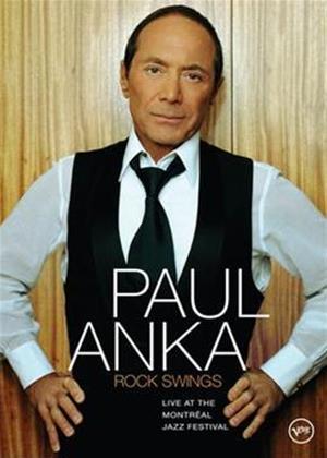 Rent Paul Anka: Rock Swings: Live at the Montreal Jazz Festival Online DVD Rental