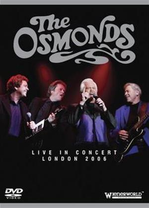 Rent The Osmonds: Live Online DVD Rental