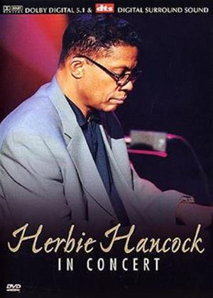 Rent Herbie Hancock: The Jazz Channel Presents Online DVD Rental