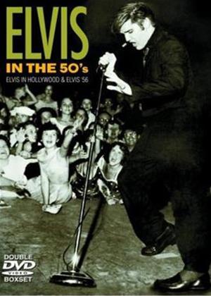Rent Elvis Presley: Elvis in the 50s Online DVD Rental