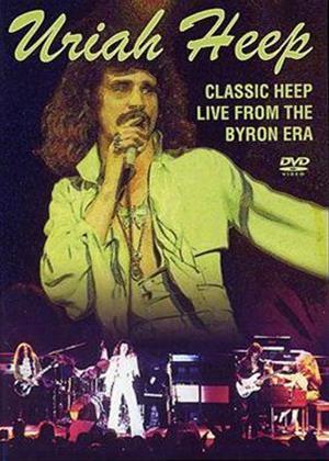 Rent Uriah Heep: Classic Heep Online DVD Rental