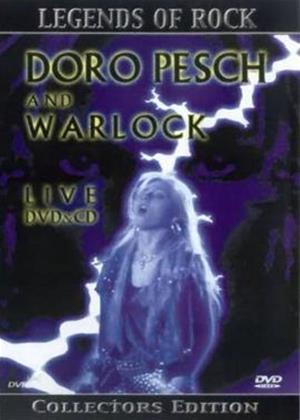 Rent Warlock with Doro Pesch Online DVD Rental