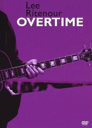 Rent Lee Ritenour: Overtime Online DVD Rental