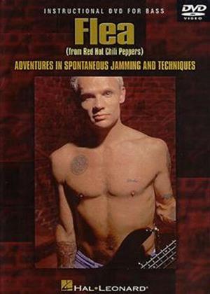 Rent Flea: Adventures in Spontaneous Jamming Online DVD Rental