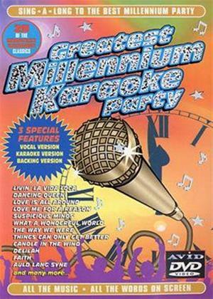 Rent Greatest Millennium Karaoke Party Online DVD Rental