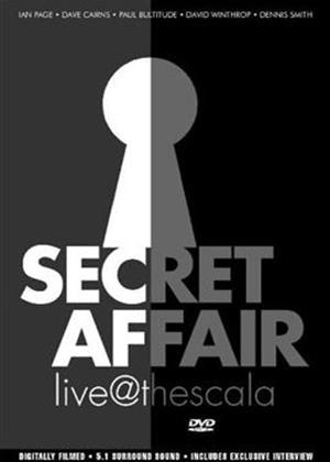 Rent Secret Affair: Live at La Scala Online DVD Rental