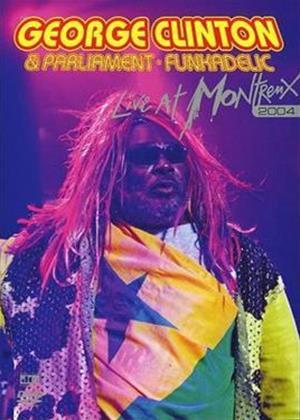 Rent George Clinton / Parliament / Funkadelic: Live at Montreux 2004 Online DVD Rental