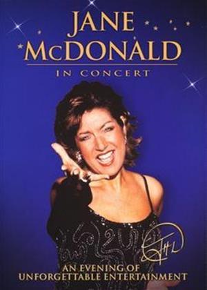 Rent Jane McDonald: Live in Concert Online DVD Rental