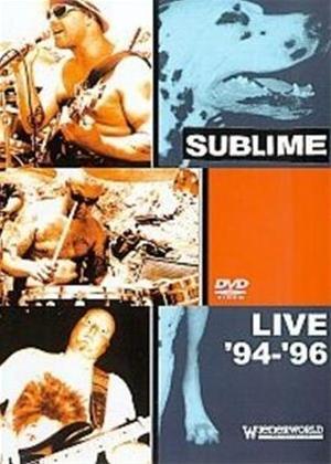 Rent Sublime: Live Online DVD Rental
