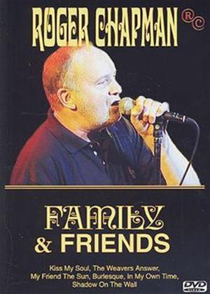 Rent Roger Chapman: Family and Friends Online DVD Rental