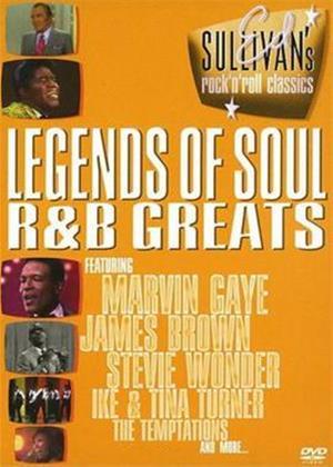 Rent Ed Sullivan: Legends of Soul / R and B Greats Online DVD Rental