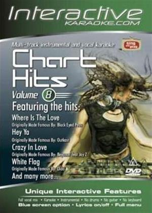 Rent Interactive Karaoke: Chart Hits: Vol.8 Online DVD Rental