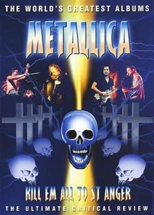 Rent Metallica: Kill 'Em All to St. Anger: World's Greatest Albums Online DVD Rental