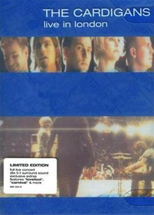 Rent The Cardigans: Live in London Online DVD Rental