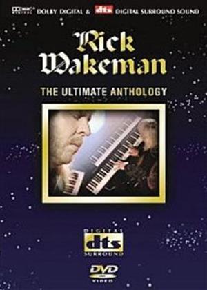 Rent Rick Wakeman: The Ultimate Anthology Online DVD Rental