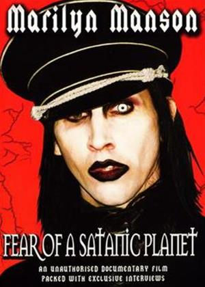 Rent Marilyn Manson: Fear of a Satanic Planet Online DVD Rental