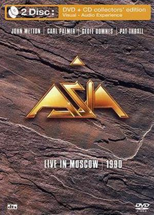 Rent Asia: Live in Moscow Online DVD Rental