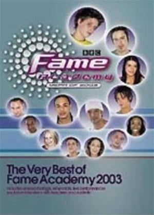 Rent Fame Academy: Class of 2003 Online DVD Rental