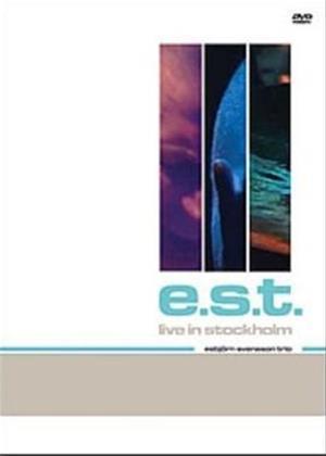 Rent E.S.T: Esbjorn Svennson Trio: Live in Stockholm Online DVD Rental