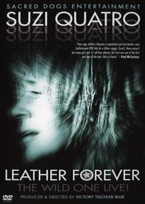 Rent Suzi Quatro: Leather Forever Online DVD Rental