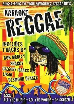 Rent Karaoke: Reggae Online DVD Rental