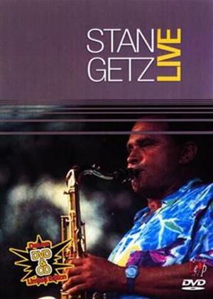 Rent Stan Getz: Live Online DVD Rental
